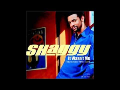 Clássicos Do Hip-hop - Shaggy - It Wasn't Me | Hq - 320 Kbps | video