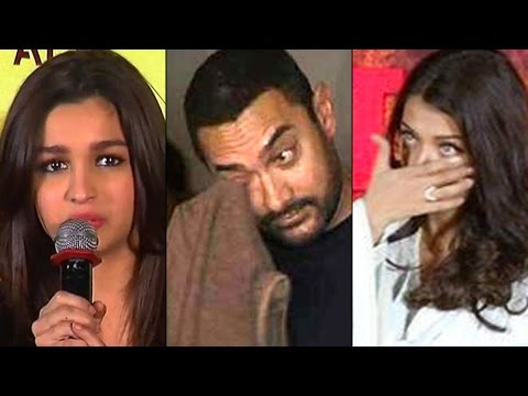 Bollywood Celebs caught CRYING in Public | Aishwarya Rai, Alia Bhatt, Aamir Khan