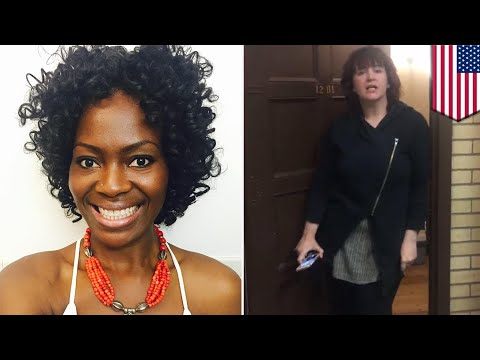 Black Yale grad student takes nap, white student calls cops - TomoNews