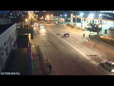 Севастополь, ДТП, наезд на пешехода, 12-12-2013 06:30