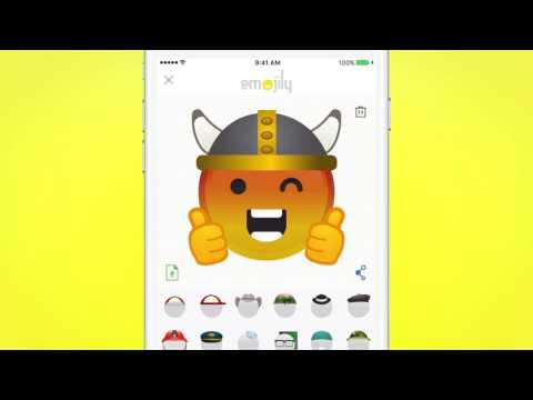 Emojily - Create Your Emoji APK Cover