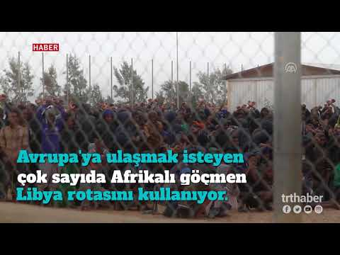 Libya'dan uluslararası topluma kaçak göçmenler çağrısı