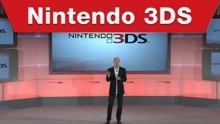 Nintendo All-Access Nintendo 3DS Software Showcase @ E3 2012