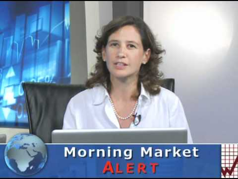 Morning Market Alert for August 25, 2011