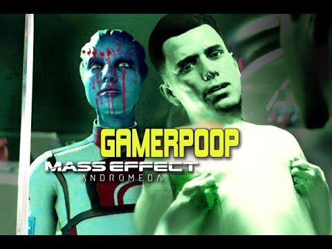 "GamerPoop: Mass Effect Andromeda #2 + ""We'll Bang Ok"" & ""SWAG"" Merch!"