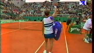 Roland Garros 1996 - Seles Highlights