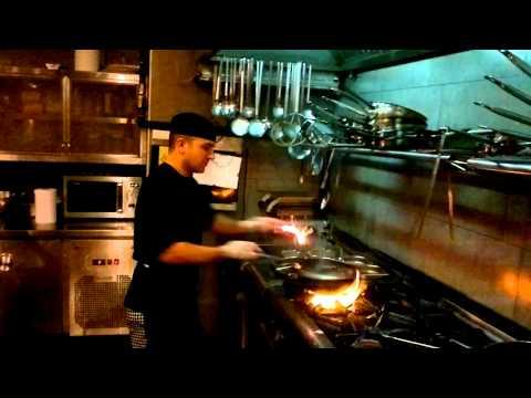 bıg chefs murat flambe show 2