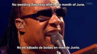 Stevie Wonder I Just Called To Say I Love You Subtitulos En Español Hd