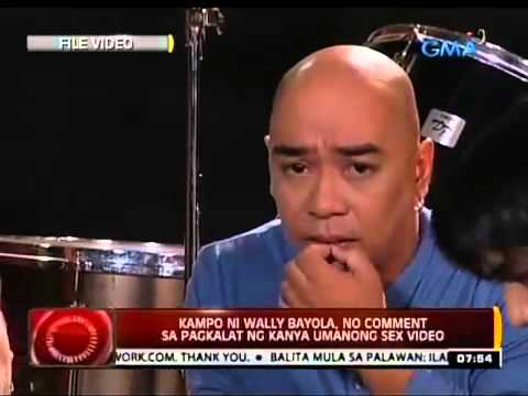 WALLY BAYOLA AND EB BABE YOSH SCANDAL NEWS