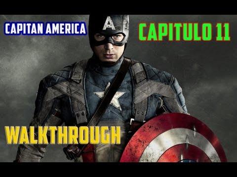 Capitán América  Supersoldado : Walkthrough en Español / Capitulo 11