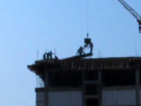 construction in Thailand, Soi Diana, Pattaya