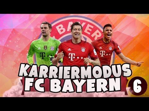 FIFA 16 FC Bayern Karrieremodus - Krasses Spiel gegen den BVB & Alexis Sanchez Verletzung #5 - Sumas