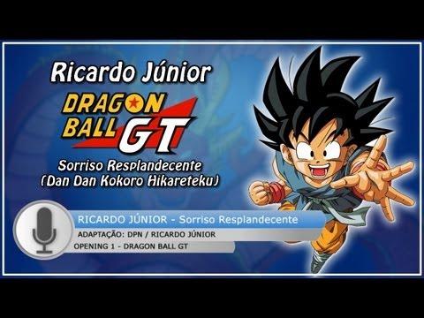 Dragon Ball Gt - Abertura Em Português (br) - Sorriso Resplandecente (full Version) video