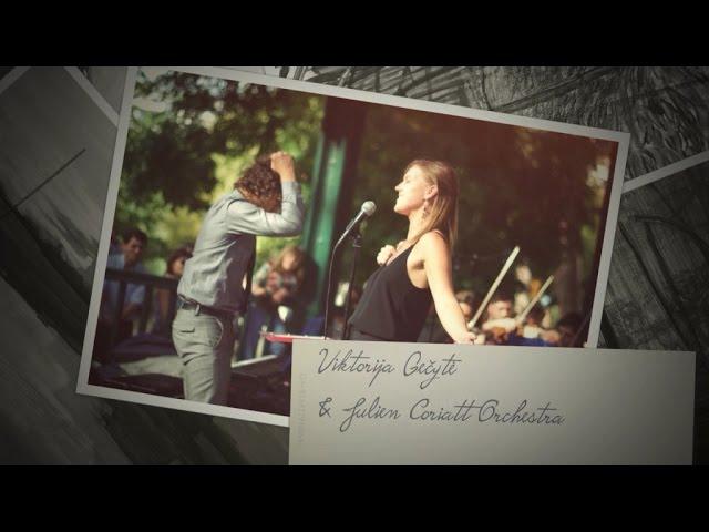 Viktorija Gečytė & Julien Coriatt Orchestra - Ten, kur sapnai