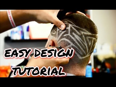 how to do Freestyle Design haircut tips