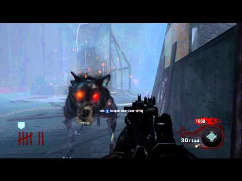 Call Of Duty Black Ops Zombies Dog Barrier Music Videos