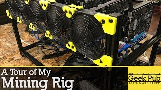 Tour of my Mining Rig
