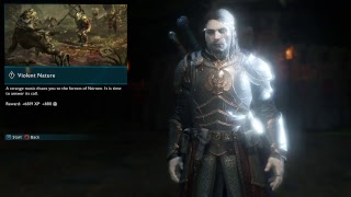 Middle earth shadow or war gameplay #2