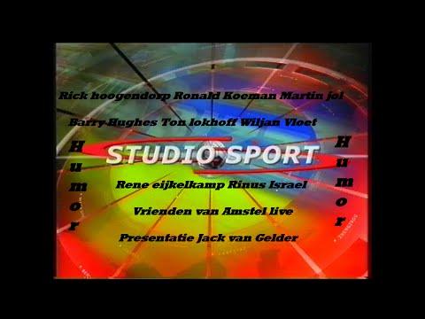 Korte Studio sport met humor NOS