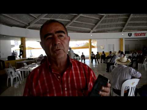 Julio Cesar Castillejos Constantino, Presidente de los Ganaderos de Villaflores