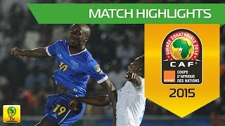 Can 2015 | Poule B - Cap Vert 0-0 Congo