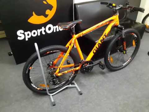 Giant Atx 2 2017 обзор велосипеда