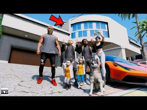 GTA 5 REAL LIFE MOD SS7 #5 🎉🎉