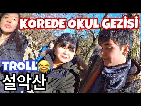 KOREYİ TROLLEYEN TÜRK!! (OKUL GEZİSİ)