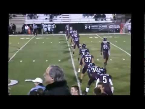 Dakota Emde Football Highlight Video.wmv