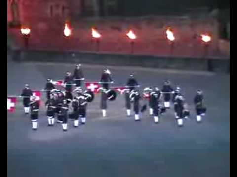 Aug 22, 2006 12:11 PM. From the Edinburgh Military Tattoo, Top Secret from
