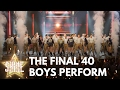 Dannii Minogue puts the Let It Shine final 40 boys through their musical paces - Let It Shine - BBC mp3 indir