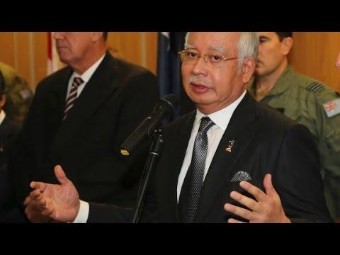 Malaysian PM: We cannot verify cause of crash
