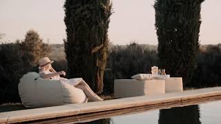 Sitzsack für den Garten von vetsak®