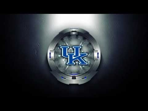 The new intro video played before Wednesday's game against Vanderbilt.