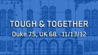 Blue Print: Tough and Together