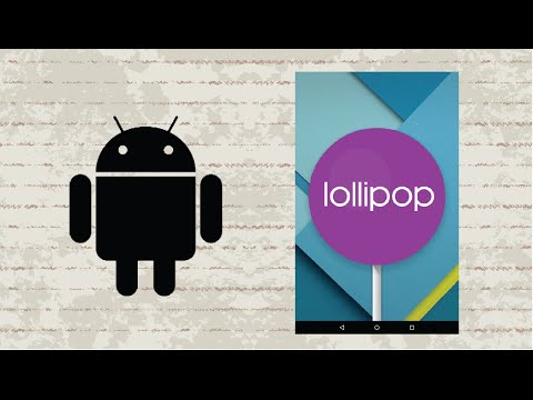 How to play Flappy Droid (secret game) on Android Lollipop