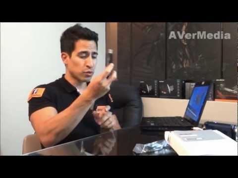 Como Capturar Y Hacer Video Streaming Desde Tu Laptop - Avermedia Ezmaker Usb Sdk C039p video