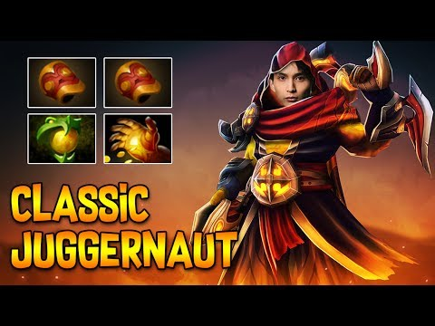 USUAL ROAMING JUGGERNAUT ◄ SingSing Moments Dota 2