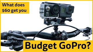Akaso EK7000 4K Action Camera Review | Budget GoPro? | Sample Footage | Compared to GoPro