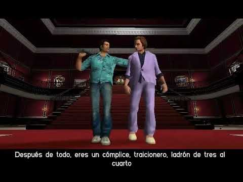 GTA vice city mision final en español