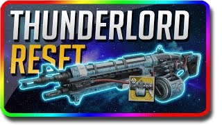 Destiny 2 - Thunderlord Quest Finale! (November 13 Forsaken Weekly Reset, Powerful Gear)