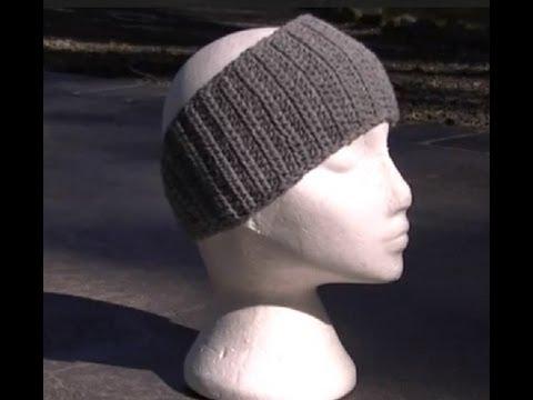 BHD Headband Crochet Tutorial