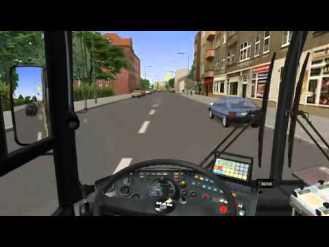 OMSI Bus Simulator - Quick Gameplay -Line 92- Stadtgrenze