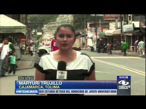 Bloqueos, disturbios y varios heridos por paro cafetero en Colombia - 25 de febrero de 2013