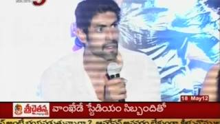 Department - Rana Comments On Department Movie (TV5)