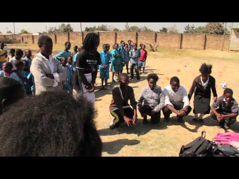 Grassroot Soccer Zambia- HIV Education and Testing