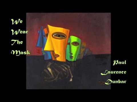 paul laurence dunbar we wear the mask