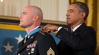 President Obama Awards the Medal of Honor 8/27/13