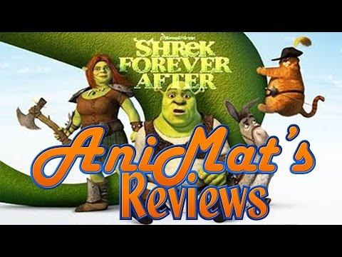 AniMat's Reviews: Shrek Forever After