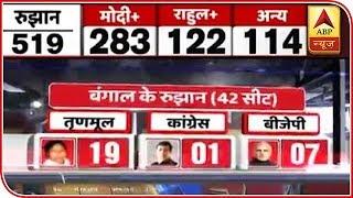 Election Results 2019 : बंगाल के रुझानों में ममता की वापसी, देश में NDA का आंकड़ा बहुमत के पार
